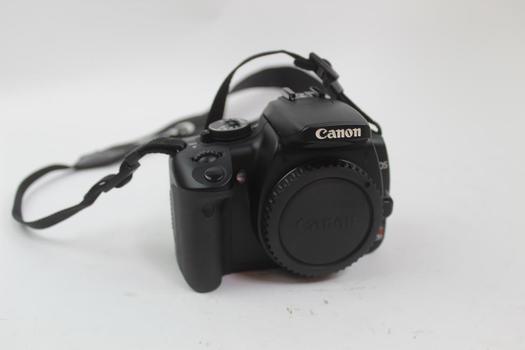 Canon Rebel XTi Digital SLR Camera