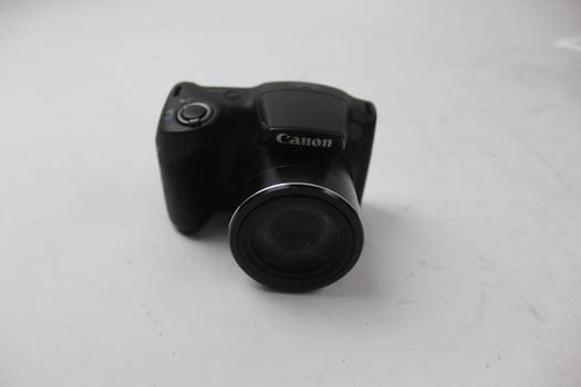 Canon XS 400IS Digital Camera