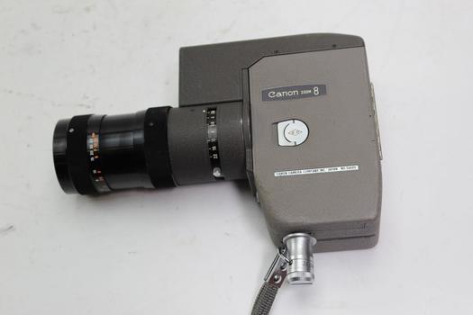 Canon Zoom 8 Movie Camera