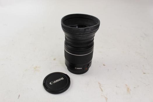 Canon Zoom Lens EF 28-80mm 1:3.5-5.6 II Camera Lens