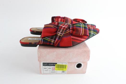 Cape Robbin Daze Women's Shoes, Size 7.5