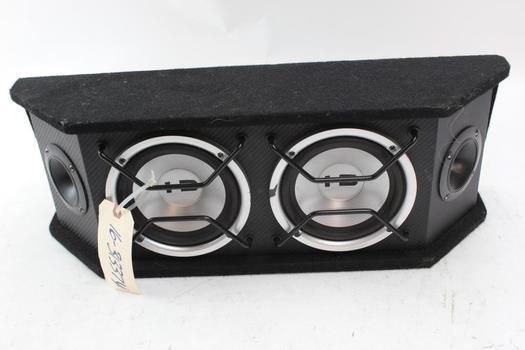 Car Speaker, Brand Unknown