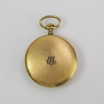 Caravelle GP Pocket Watch