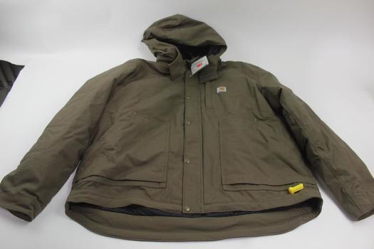 Carhartt 3m Thinsulate Men's Jacket; Size 2XL