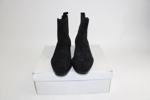 Carl Antonio Suede Shoes, Size 44