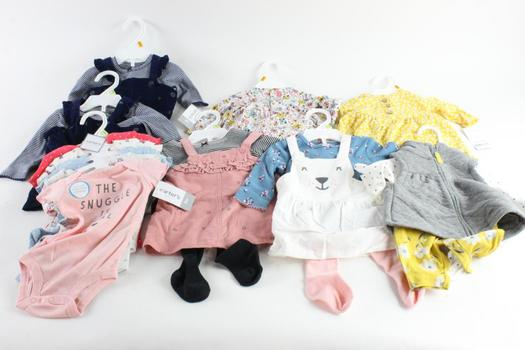 Carter's Baby / Kids Clothing, 8 Pieces