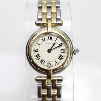 Cartier Or Et Acier Watch - Evaluated By Independent Specialist