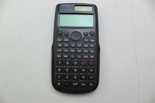 Casio Fx-115es Plus Calculator