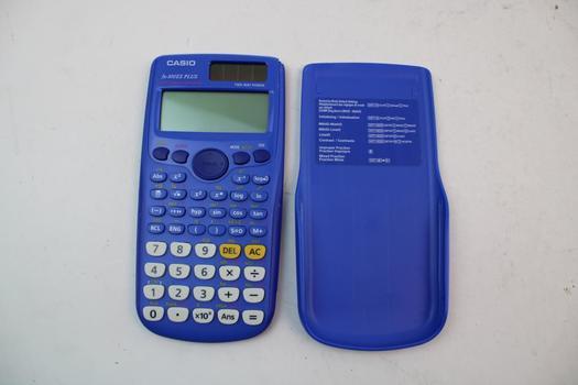 Casio FX-300ES Plus Calculator