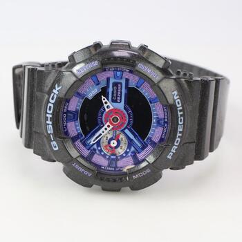 Casio G-Shock S-Series World Time Watch