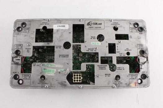 C-Cor Flexnet Amplifier