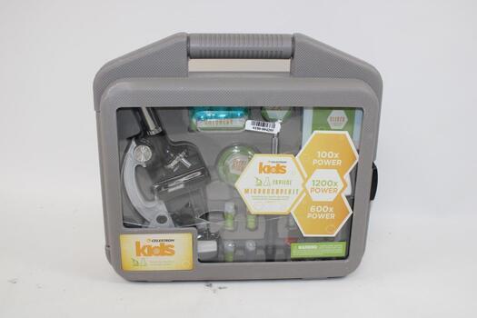 Celestron Kids Microscope Kit 44123