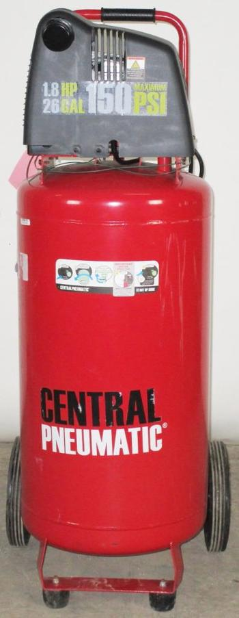 Central Pnewmatic Air Compressor
