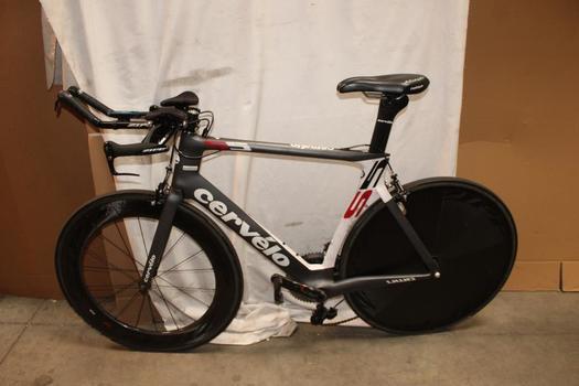 Cervelo S5 Track Bike