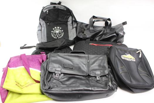 Champion, Polar Pack, West Wood+ More Assorted Bags, 7 Pieces