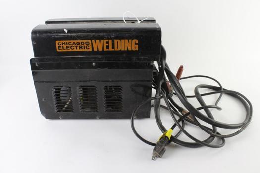 Chicago Electric MIG Welding Machine
