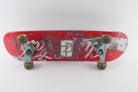 Chocolate Skateboard
