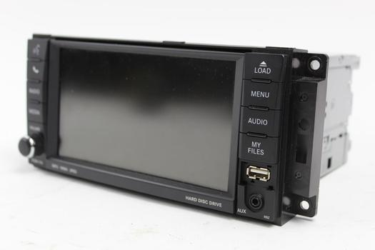 Chrysler Dvd Cd Player Car Stereo