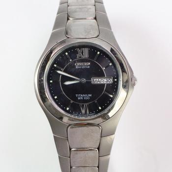 Citizen Eco-Drive Titanium Watch