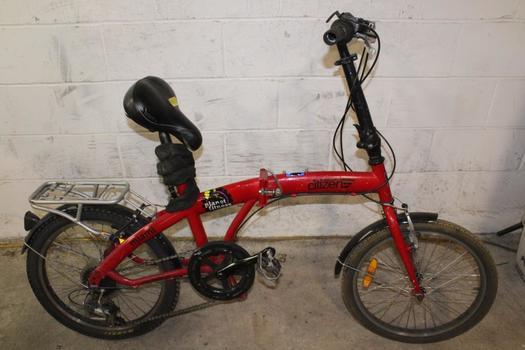 Citizen Hybrid Bike