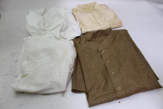 Clothes From India, Unknown Brand, Size Unknown, 4 Pieces