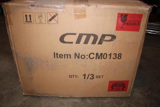 CMP Wicker Outdoor Patio Furniture - One Piece