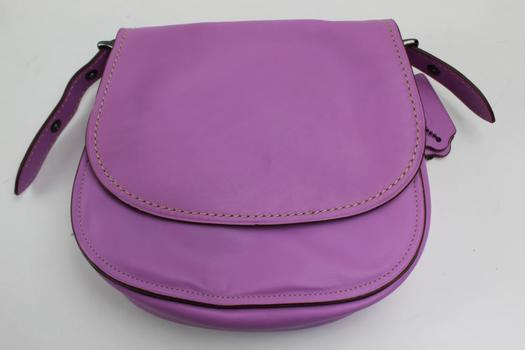 Coach F37875 Glovin Saddle Bag