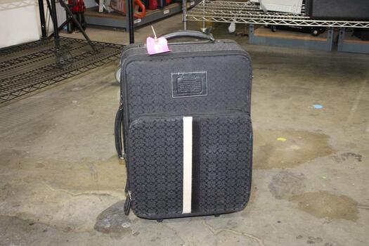 Coach Luggage Bag