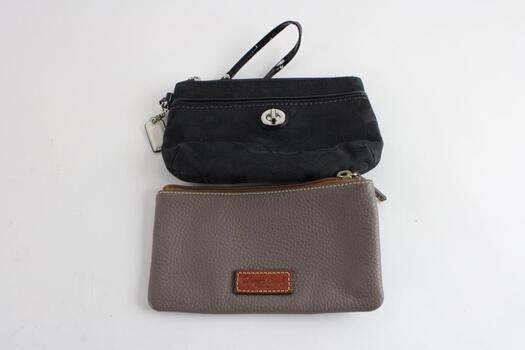 Coach Wristlet And More, 2 Pieces