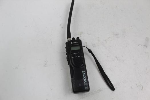Cobra 38wxst Cb Radio