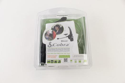 Cobra Deluxe Bluetooth Headset