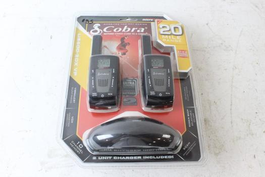 Cobra LI5600-2DX VP Two-Way Radio