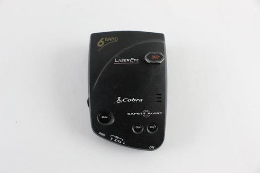 Cobra Radar Detector