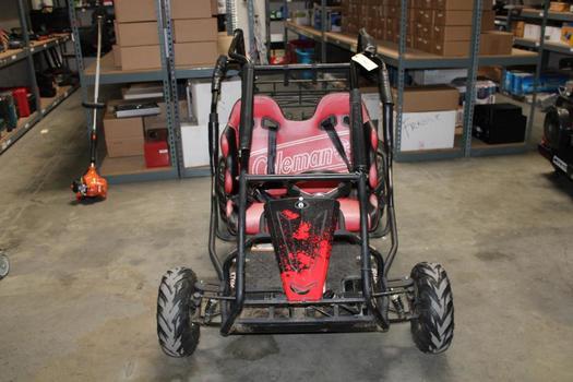 Coleman Powersports Off Road Go Kart
