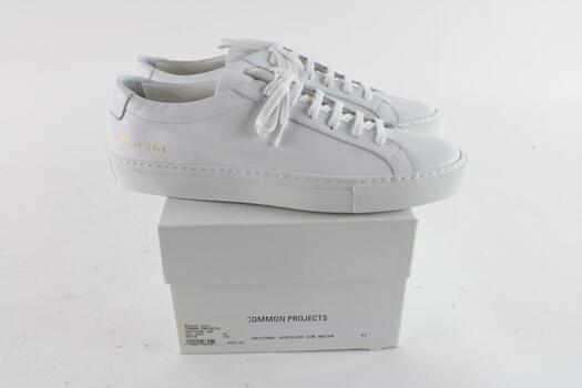 Common Projects Achilles Low Mens Shoes, Size 41