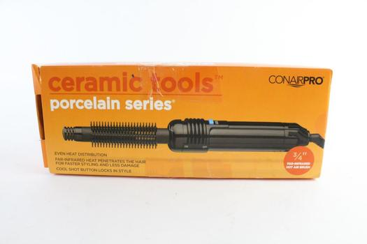 ConairPro Porcelain Series Hot Air Brush