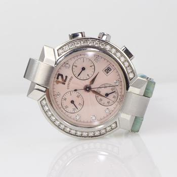 Concord Lascala Diamond Accent Watch - Evaluated By Independent Specialist