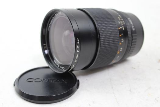 Contax Camera Lens
