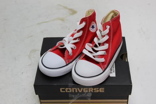 Converse Infant Shoes, Size 8