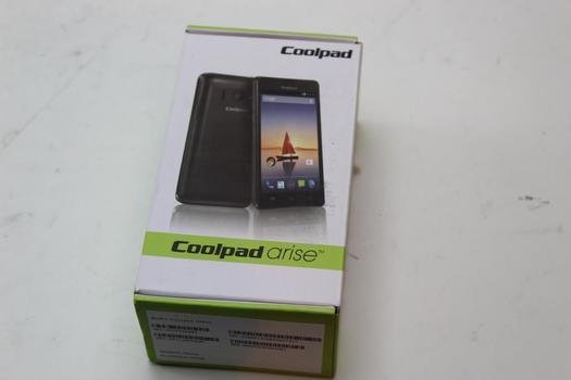 Coolpad Arise New Phone