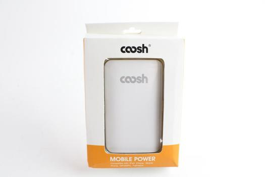 Coosh Mobile Power Portable Charger
