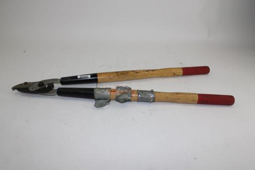 Corona Compound Action Anvil Loppers