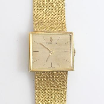 Corum 18k Gold Watch - Evaluated By Independent Specialist