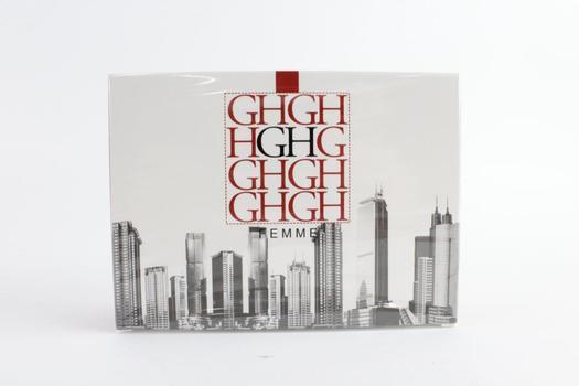 Cosmo Designs GHGH Femme Women's Perfume, 3.3 Fluid Ounces