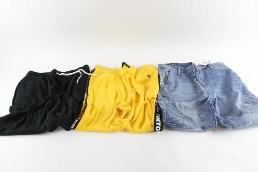 Cotton On Slim Denim Jogger Pants Size 36 And More, 3 Pieces