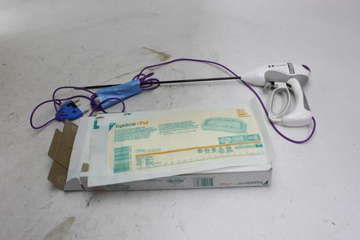 Coviden Laparoscopic Sealer/ Divider, 3M Tegaderm Pads 2 Pieces
