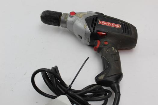 Craftsman 315.101371 Hammer Drill