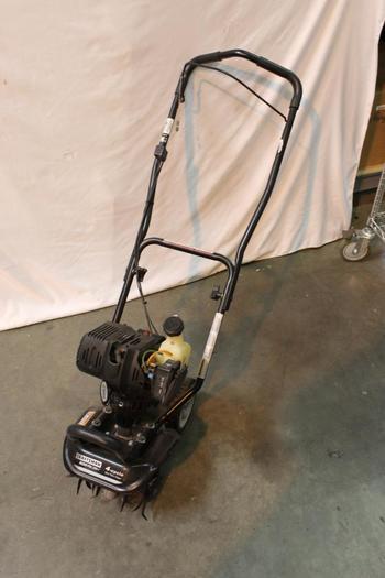 Craftsman 4-cycle Mini Tiller/ Edger