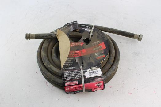 craftsman 7169601 25 feet rubber garden hose - Craftsman Garden Hose
