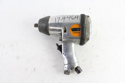 Image 1 Of 2 Craftsman Air Impact Wrench